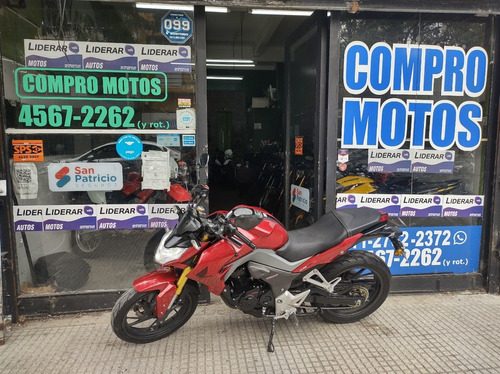 Honda Cb 190 R 2017 Alfamotos  Tomo Motos