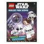 Culturama Livrinho Lego Star Wars Rebeldes Para Sempre
