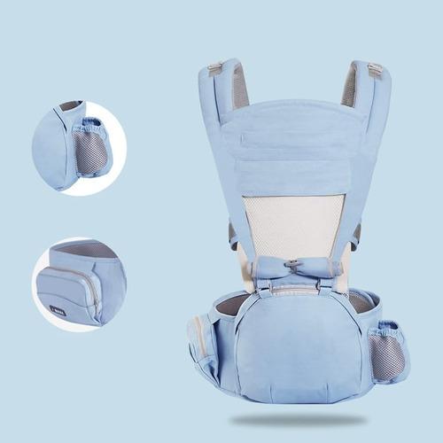 Bolsa Cintura Canguru Apoio Bebê Super Confortável 30kg