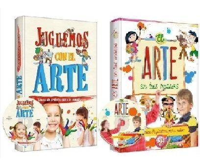 Libro El Arte En Tus Manos Y Juguemos Con El Arte Oferta