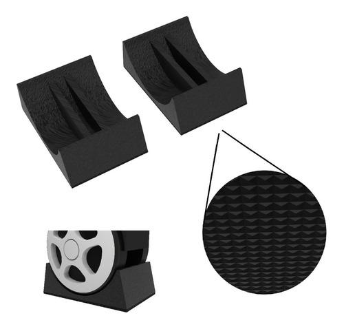 2 Travas Para Cadeira De Rodinha Gamer Simulador Corrida