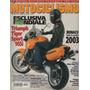 Motociclismo N°2568 Triumph Tiger Sport 955i Cagiva X raptor