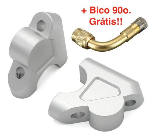 Riser Guidão Bmw R1200gs R1250gs R 1200 1250 Gs Lc
