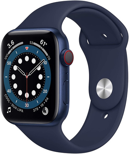 Apple Watch Serie 6 44mm Gps + Cellular A2294 Varias Cores