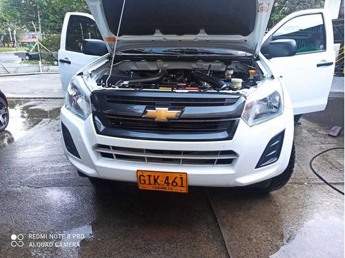 Chevrolet D-max 2021 2.5l Mecánica 4x4