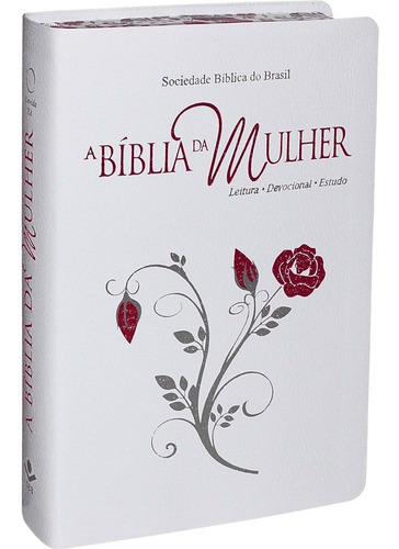 Bíblia De Estudo Feminina Almeida Atualizada Media Barata