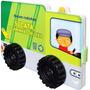 Livros Infantis Sucata, O Caminhão De Lixo: Rodam Rodinha