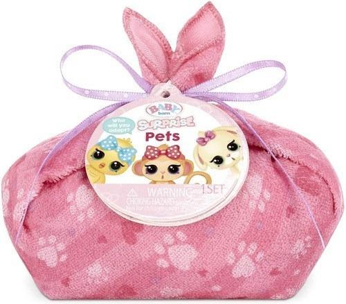 Baby Born Surprise Pets Cambian De Color En El Agua Nuevo!!