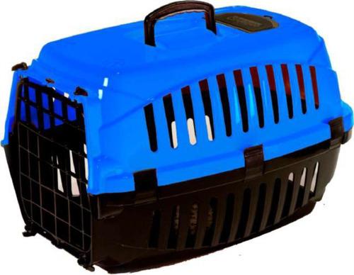 Caixa Transporte Pet N2 Cães Cachorros Gatos Plástico