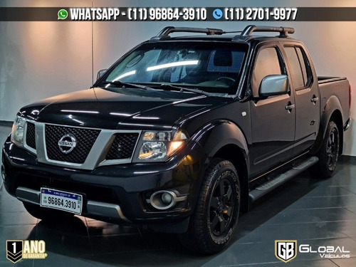 Nissan Frontier 2.5 Sv Attack 4x4 Cd Turbo Eletronico Diesel