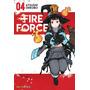 Fire Force Vol. 04