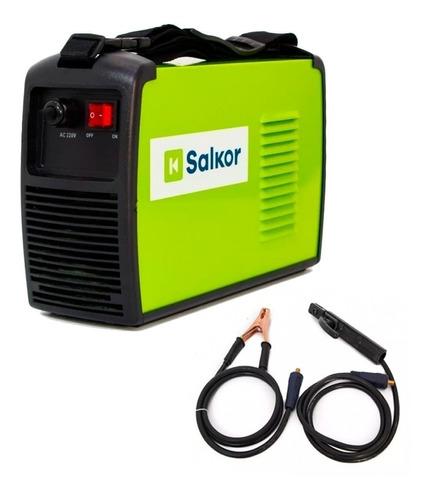 Soldadora Inverter Salkor 601.ie.6200.7 220v