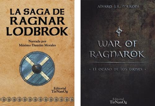 Combo La Saga De Ragnar Lodbrok + War Of Ragnarok