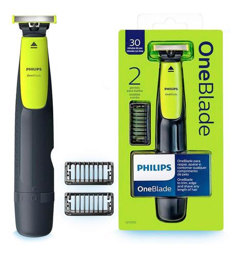 Aparador Philips Qp2510/10 One Blade Oferta