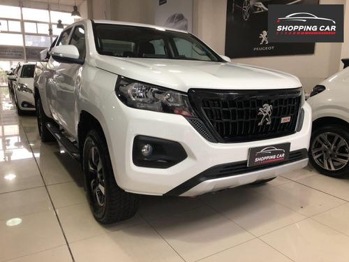 Peugeot Landtrek Nafta 4x2 2.4 2021 0km