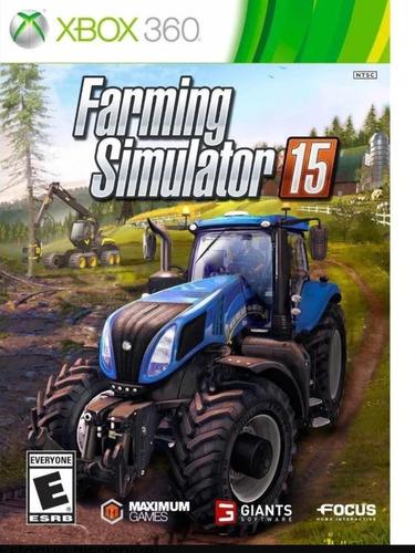 Farm Simulator 15-xbox 360-digital