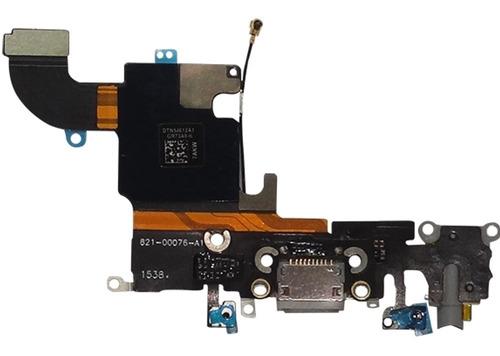 Conector Carga Cabo Flex Dock iPhone 6s Flat Carregador Usb