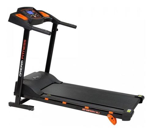 Esteira Elétrica Dream Fitness Energy 2.1 110v/220v Preta