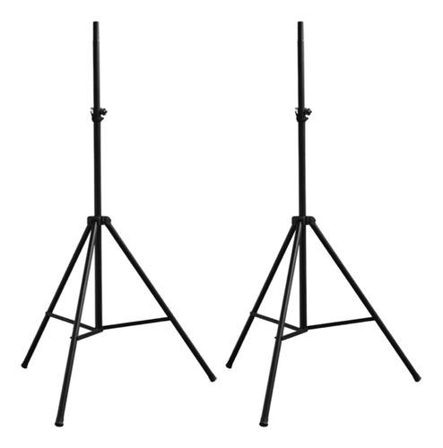 2x Tripode Para Sonido E Iluminacion 2.8 Mts Xpro P708e