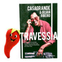 Livro Travessia Casagrande Corinthians (loja Do Zé)