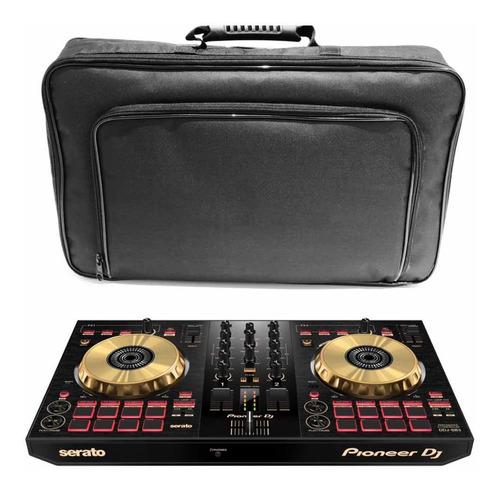 Controladora Pioneer Ddj Sb3 Gold + Bag  Envio Imediato