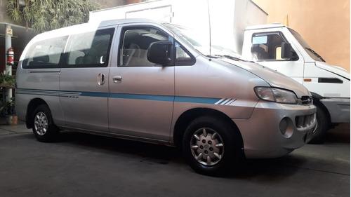 Hyundai H1 2.5 12 Pas Minibus Turbo