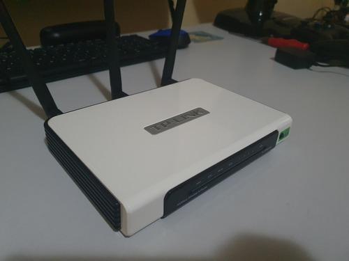Roteador Tplink Tl-wr941nd 300mbps