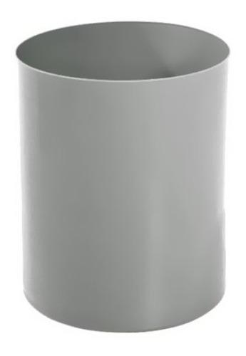 Cesto De Lixo Plástico Para Escritório Sem Tampa 13 Litros