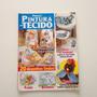 Revista Faça Já Pintura Em Tecido Jogo De Banheiro B503