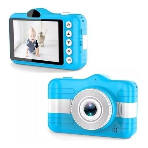 Câmera Fotográfica Digital Infantil Foto E Video Sd