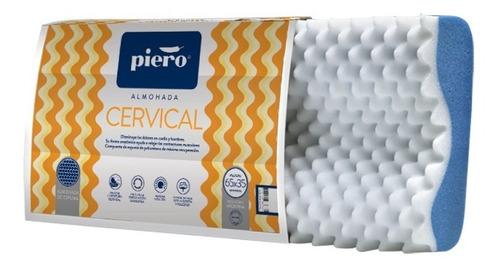 Almohada Cervical Piero + Funda - Mercado Envíos