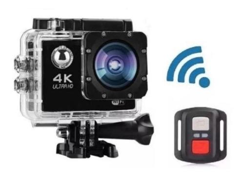 Câmera Filmadora Action Go Sport   Hd Wi-fi Controle S/ Fio