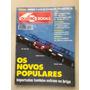 Revista Quatro Rodas 414 Gol Subaru Bmw Omega Mustang R827