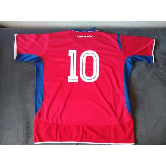 Camiseta Nacional De Montevideo Futbol De Uruguay 10