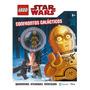 Livro Culturama Lego Star Wars Confrontos Galacticos C 3po