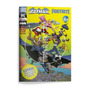 Batman/fortnite Vol.01 / Com Código / Skin Arlequina