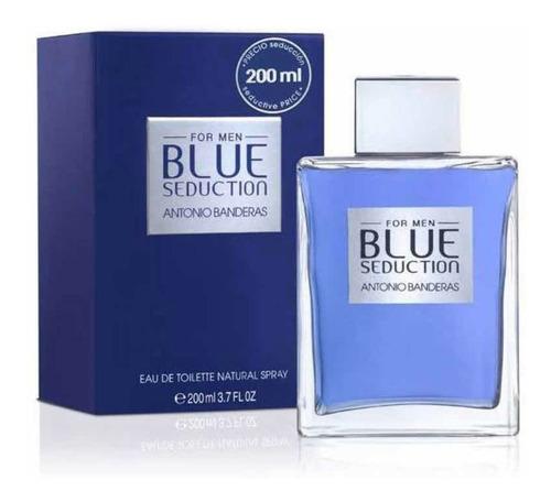 Blue Seduction 200 Ml Hombre