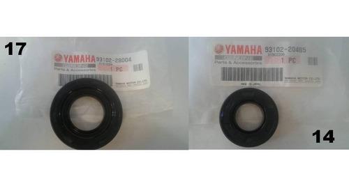Retenes De Bancada Yamaha Yz250 2001/20