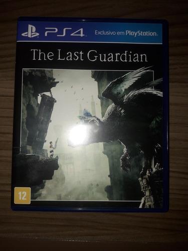 The Last Guardian Midia Física Ps4