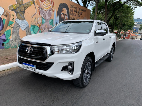 Toyota Hilux 2.8 Srv 2019 At