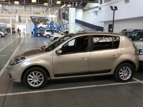 Renault Sandero Privilege Nav 1.6 16v 2013