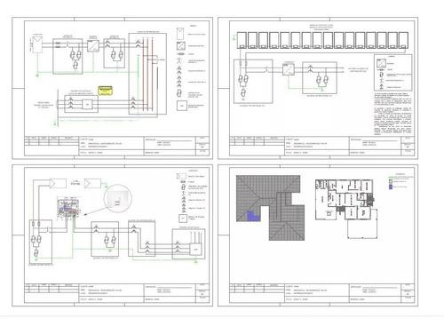 Projeto Fotovoltaico - Modelo Editável Aprovado Cemig / Cpfl