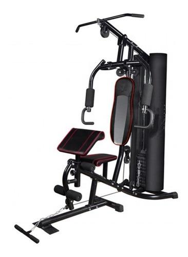 Mini Gimnasio Gym York-80k Maquina De Ejercicio Polea