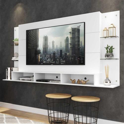 Painel Para Tv Até 65 Nairóbi Plus Multimóveis