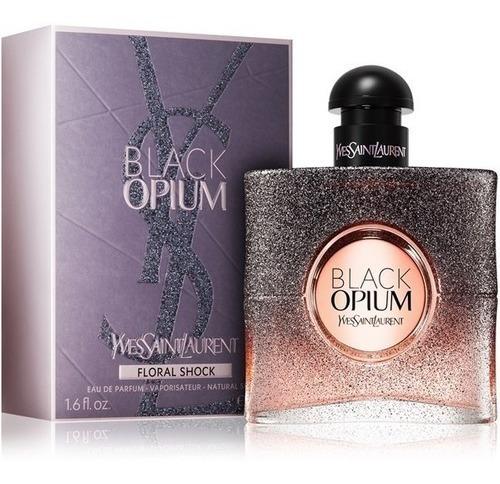 Black Opium *** Floral Shock ***  Yves Saint Laurent Edp