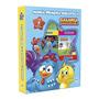 Box De Livros Galinha Pintadinha Com 6 Livrinhos Infantil