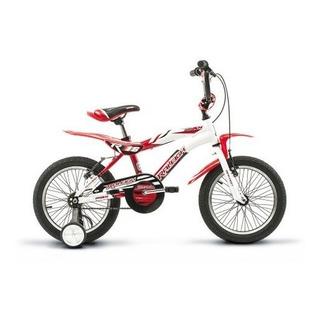 Bicicleta Rodado 16 Raleigh Mxr Niño