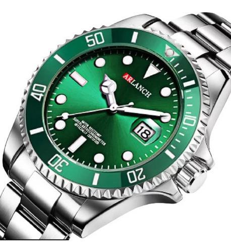 Relógio Masculino Lançamento Estilo Rolex