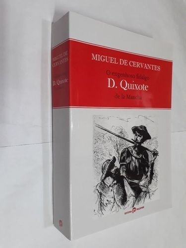 Livro Dom Quixote Miguel De Cervantes