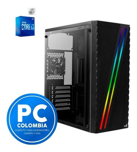 Torre Gamer Intel Core I3  + 8gb Ram + (1000gb O Ssd 240 Gb)